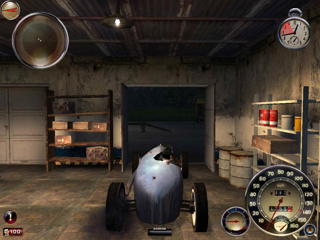 Mafia Windows In order to win the race, I must steal the rival's car and have a mechanic remove some parts
