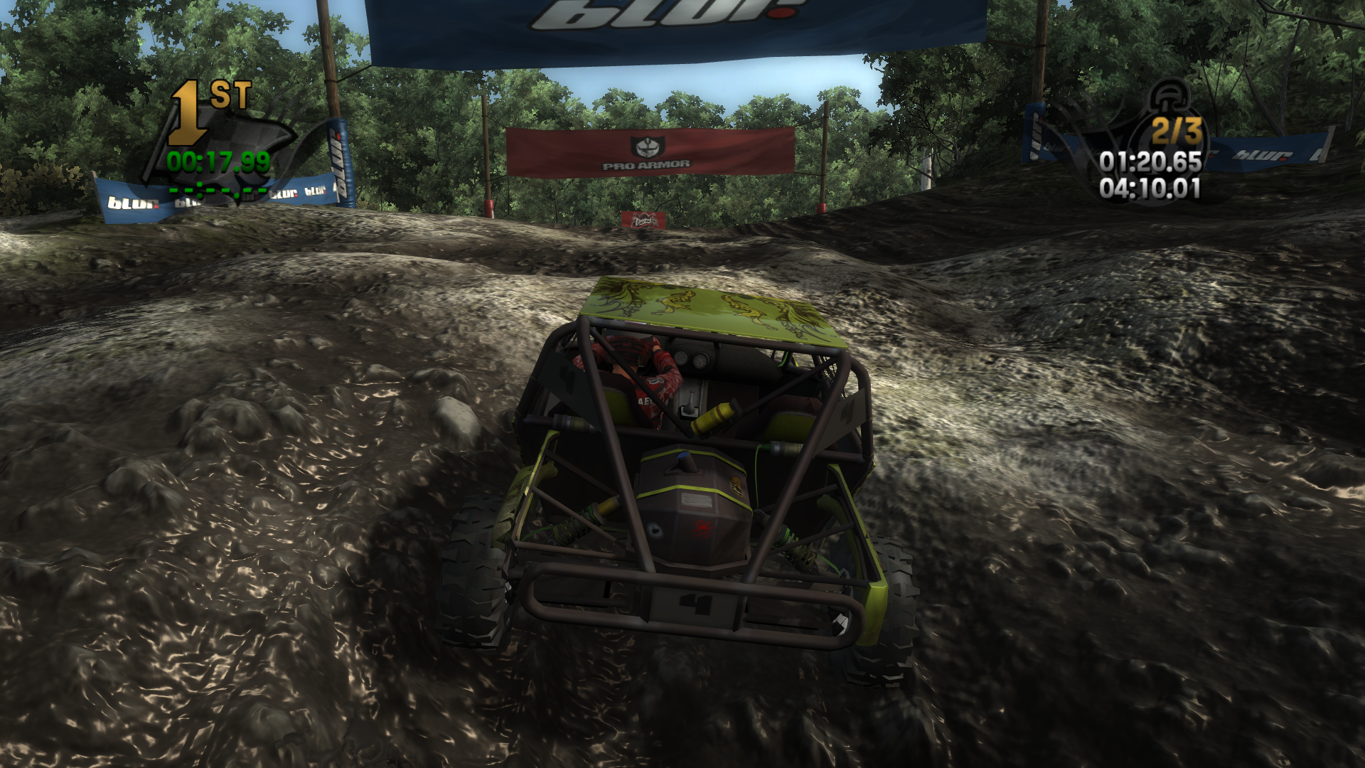 485302 mx vs atv reflex windows screenshot the dirt is slippery and MX vs ATV Reflex PC Download