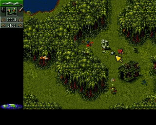 Cannon Fodder Screenshots For Amiga Cd32 Mobygames