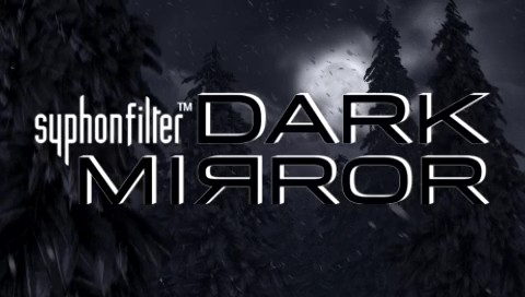 Syphon Filter: Dark Mirror PSP Game title in FMV intro