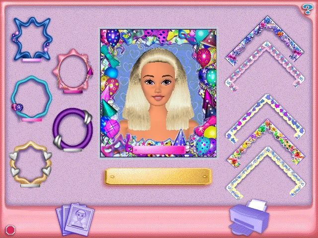 barbie magic hairstyler game free download