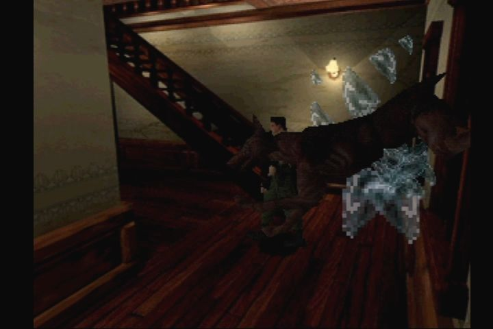 Resident Evil: Director's Cut PlayStation That didn't happen before!