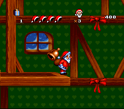 Vos jeux finis en 2013 - Page 2 491925-daze-before-christmas-snes-screenshot-bells-are-level-save