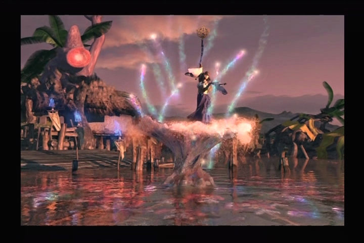 Final Fantasy X PlayStation 2 Setting souls at peace.