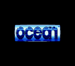DOOM SNES Ocean logo (European version)