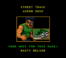 Road Riot 4WD SNES Ohio's host
