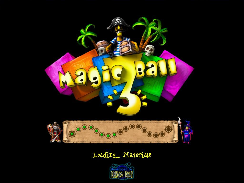 Magic Ball 3 Windows Loading screen