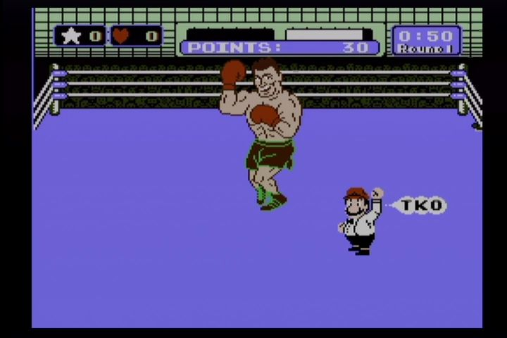 Mike Tyson's Punch-Out!! NES And as a white guy for whatever reason.