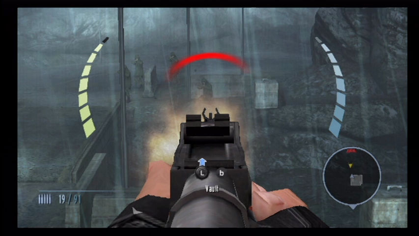 "GoldenEye 007 Wii ""007 Classic"" difficulty brings back non-recharging health and collectable body armour."