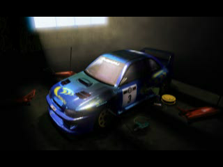 Colin McRae Rally PlayStation Game intro