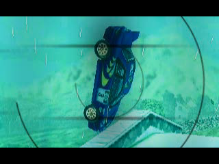 Colin McRae Rally PlayStation Another shot from the intro