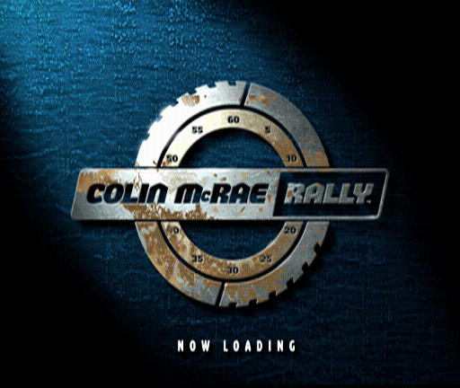 Colin McRae Rally PlayStation Game title