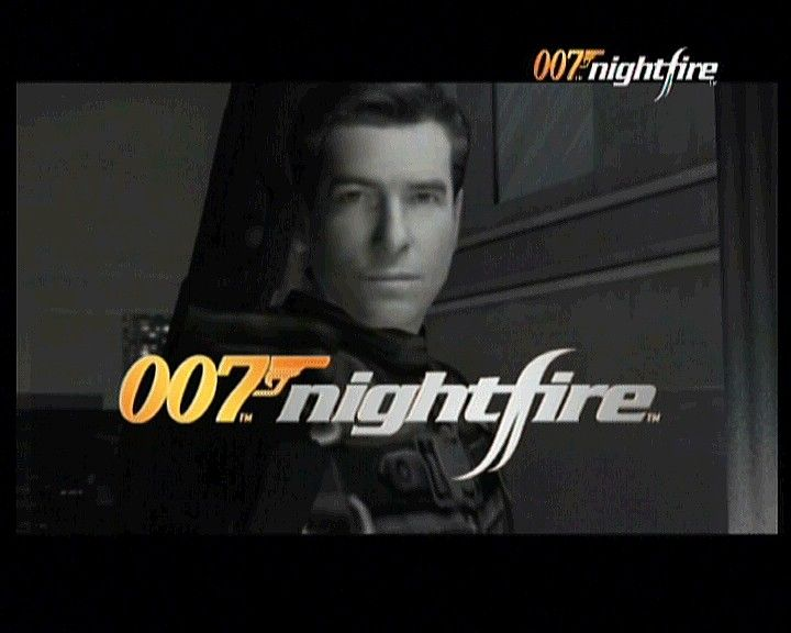 007: Nightfire Xbox Main Title (from the menu trailer)