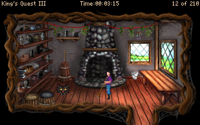 King's Quest III: The Heir is Human