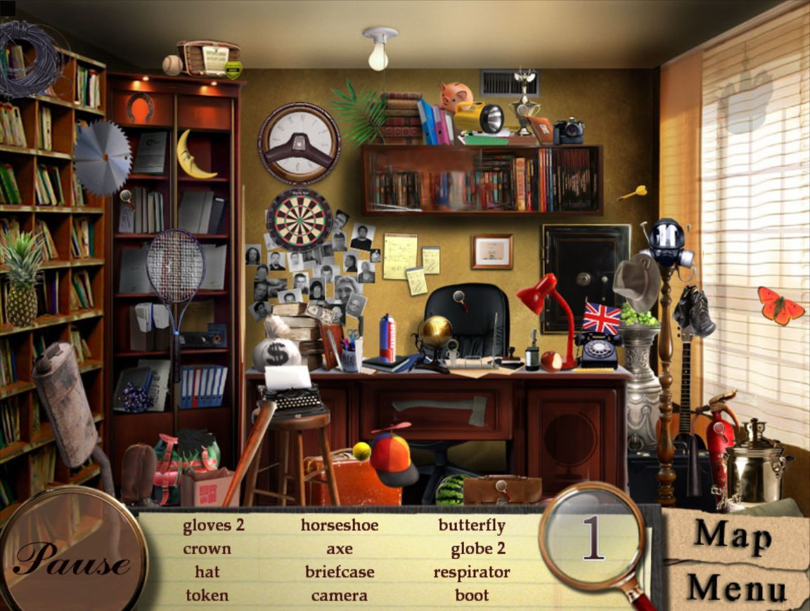 Detective Agency Screenshots for Macintosh - MobyGames