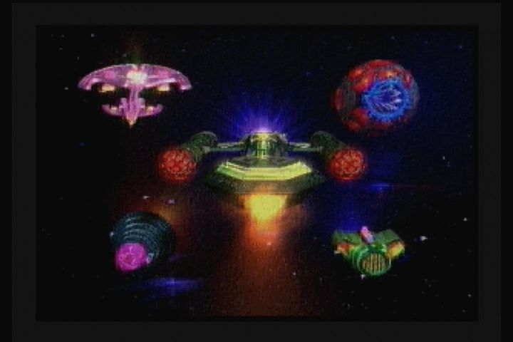 Star Control II 3DO Intro movie. Humanity faces the Ur-Quan.