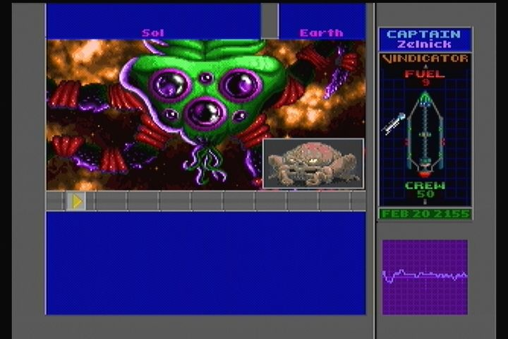 Star Control II 3DO All dialogue/messages are voiced.