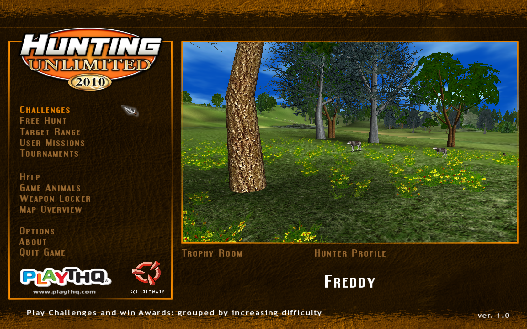Free Download Hunting Unlimited 2010 Game For Pc