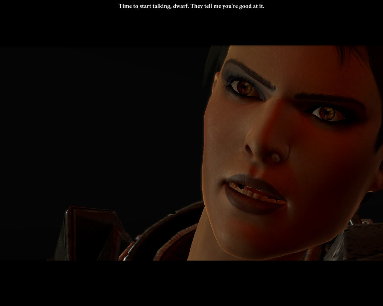 Dragon Age II Windows ...by a certain mysterious Chantry messenger