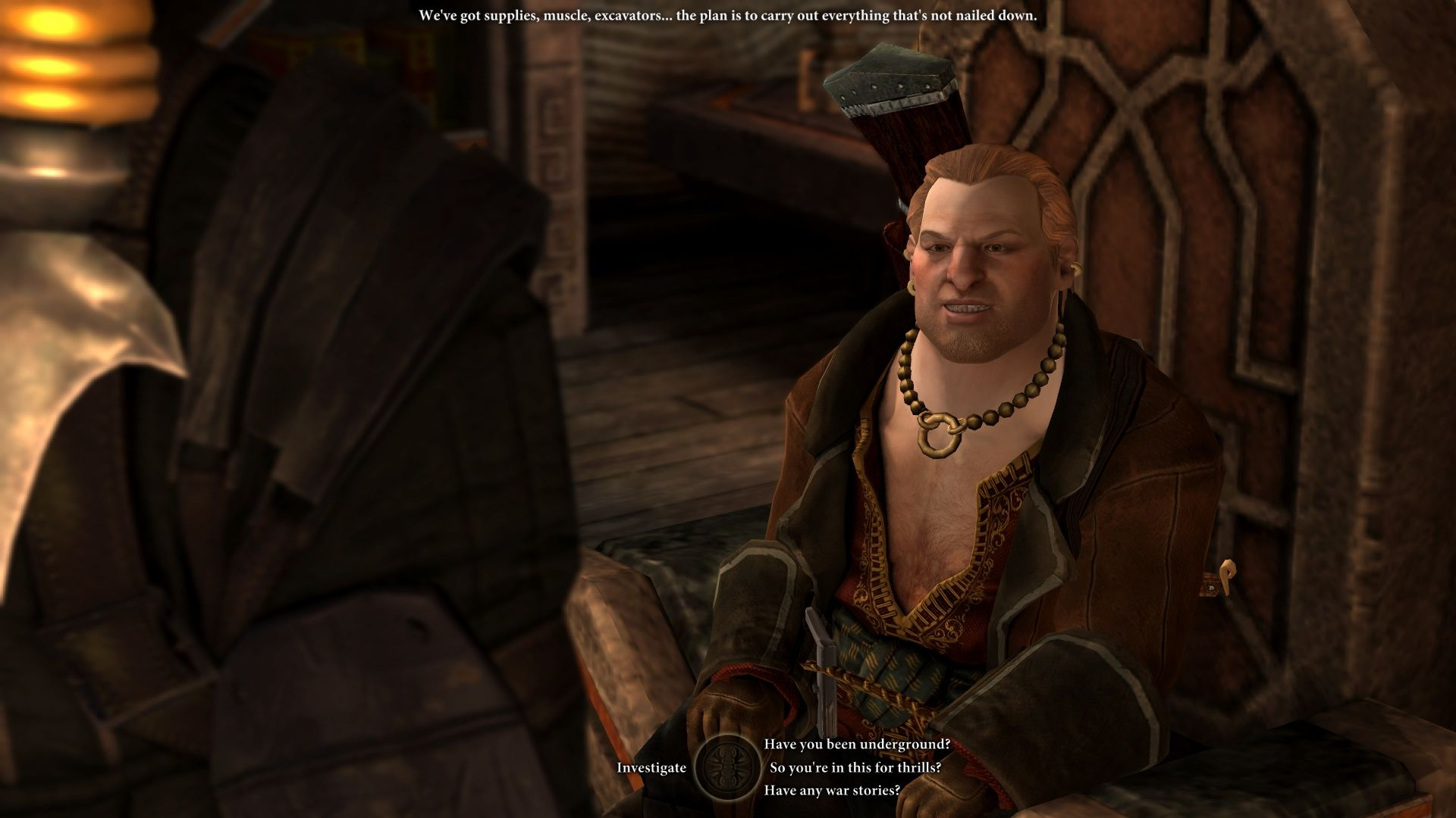 "Dragon Age II Windows The dialogs are now done in <moby gamegroup=""Mass Effect series"">Mass Effect</moby> wheel style"