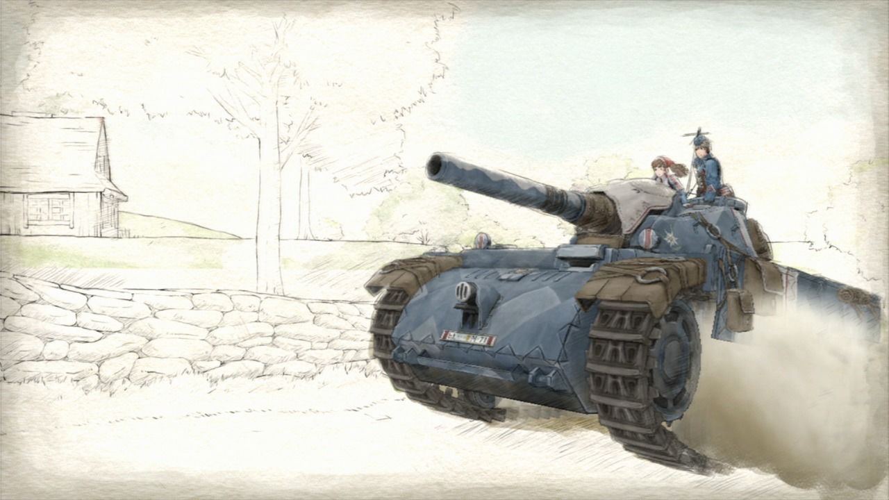 Valkyria Chronicles PlayStation 3 Opening cinematic.