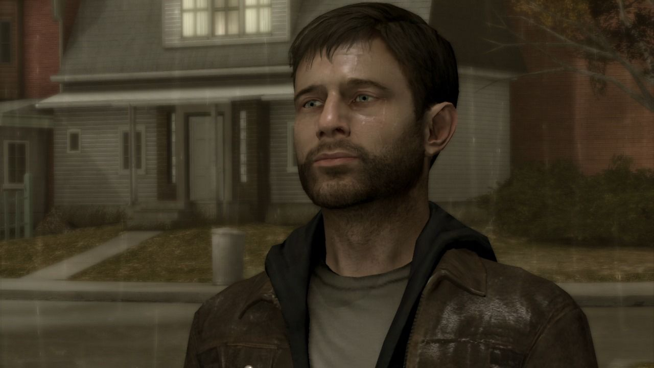 Heavy Rain PlayStation 3 Main protagonist, Ethan Mars... two years after the tragic event.