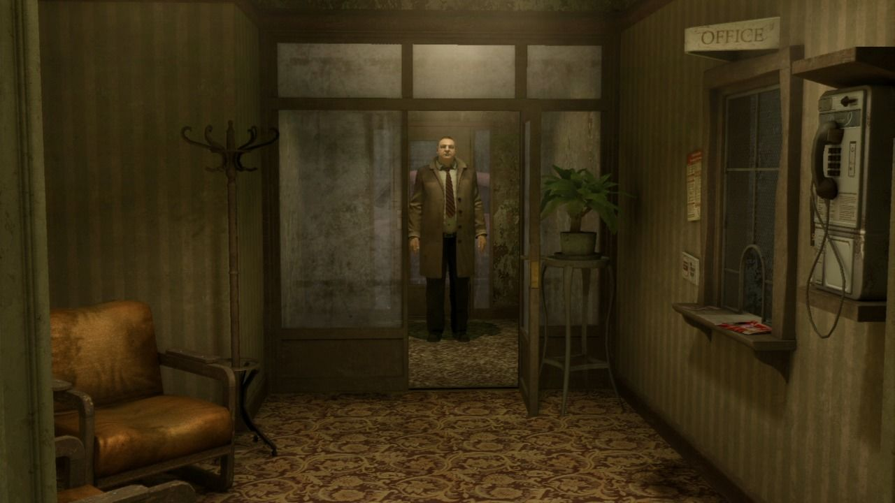 Heavy Rain PlayStation 3 Scott Shelby, private eye hired by the families of the victims to find the serial killer.