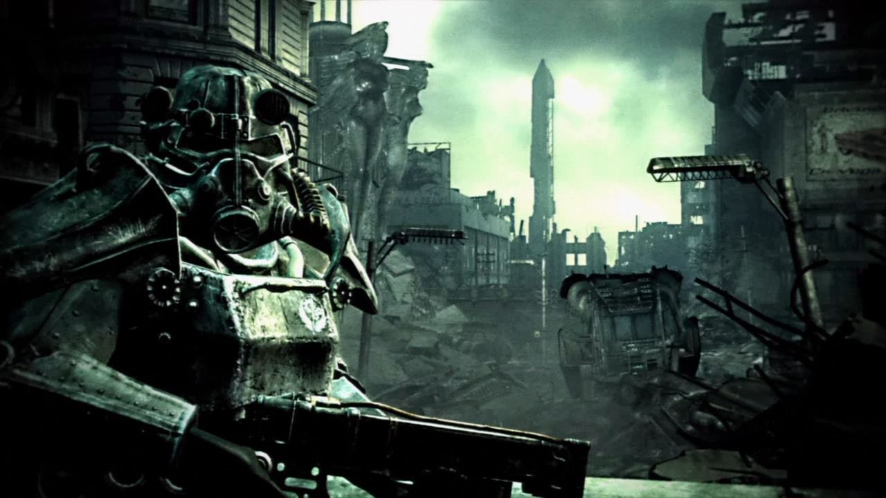 Fallout 3 PlayStation 3 A brief introduction in a post-apocalyptic D.C..