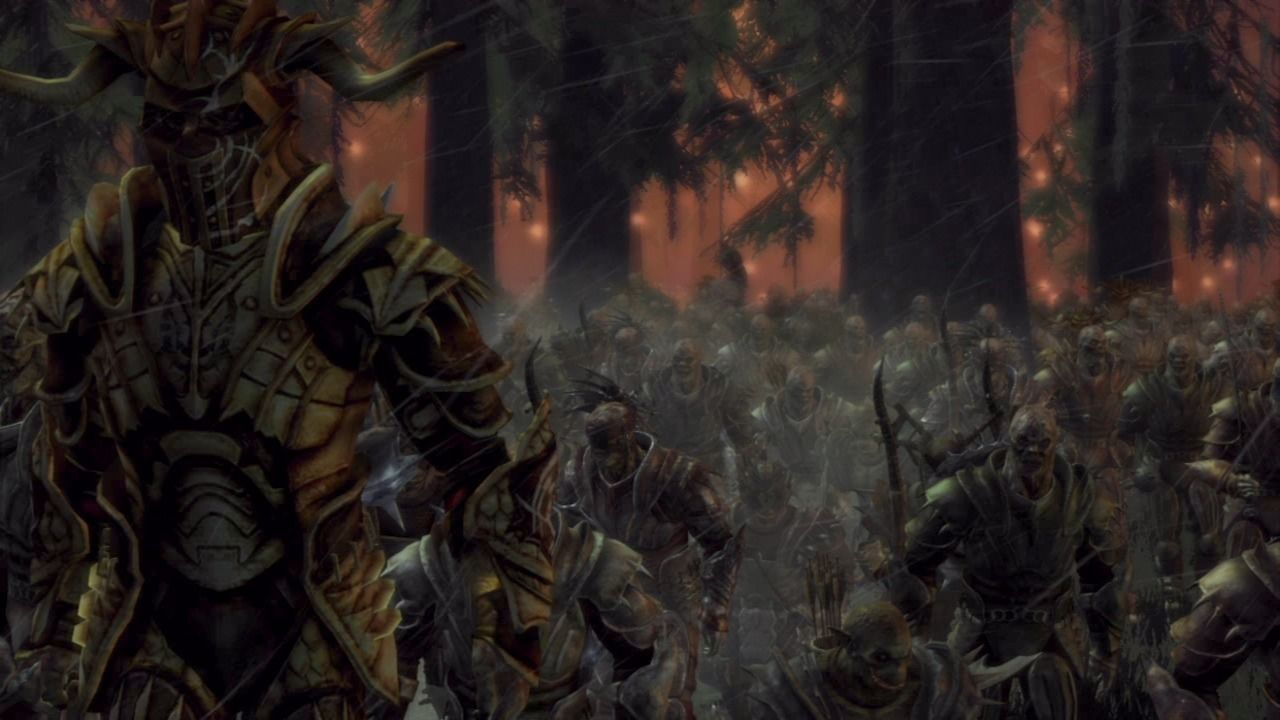 Dragon Age: Origins PlayStation 3 The blight has begun... the forces of darkness are marching at Ostagar.