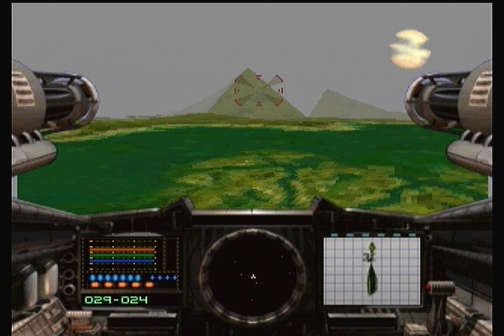 Shock Wave 2: Beyond the Gate 3DO Much like Cairo in the first game.