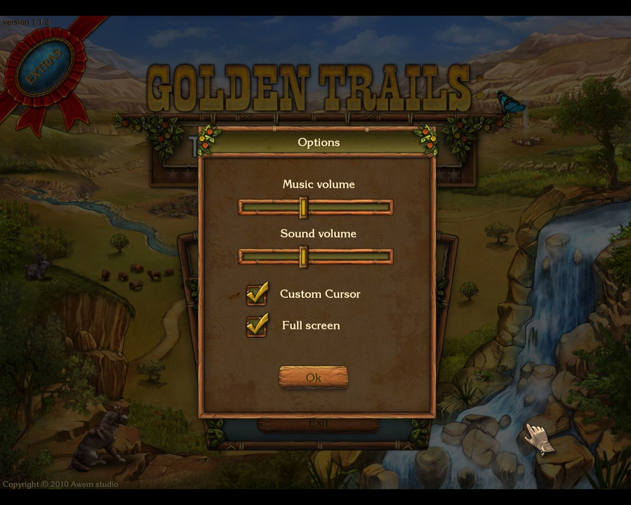 Golden Trails: The New Western Rush Macintosh Options