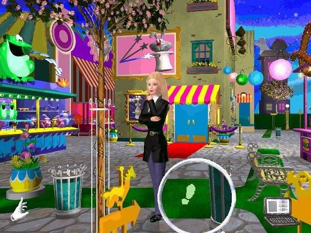 Free Download Detective Barbie - Mystery of the Carnival Caper Full Version - RonanElektron