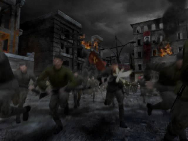 Call of Duty: Finest Hour GameCube Cool opening FMV