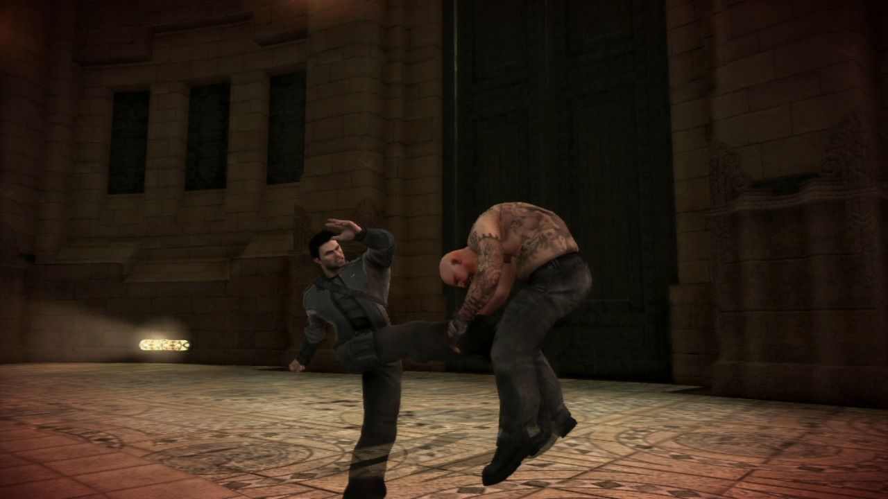 Dead to Rights: Retribution PlayStation 3 Bosses are best dealt with well-timed counter-strikes.
