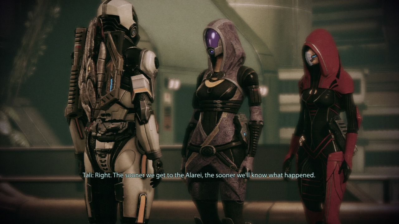 Mass Effect 2 PlayStation 3 Kasumi: Stolen Memory - Kasumi on a mission to help you save Tali's people from the Geth