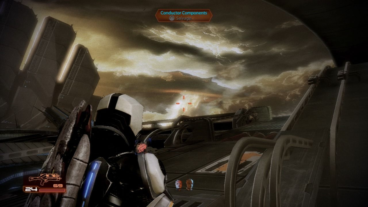 Mass Effect 2 PlayStation 3 On the ship of a Shadow Broker... time to find out just who is hiding behind that name.