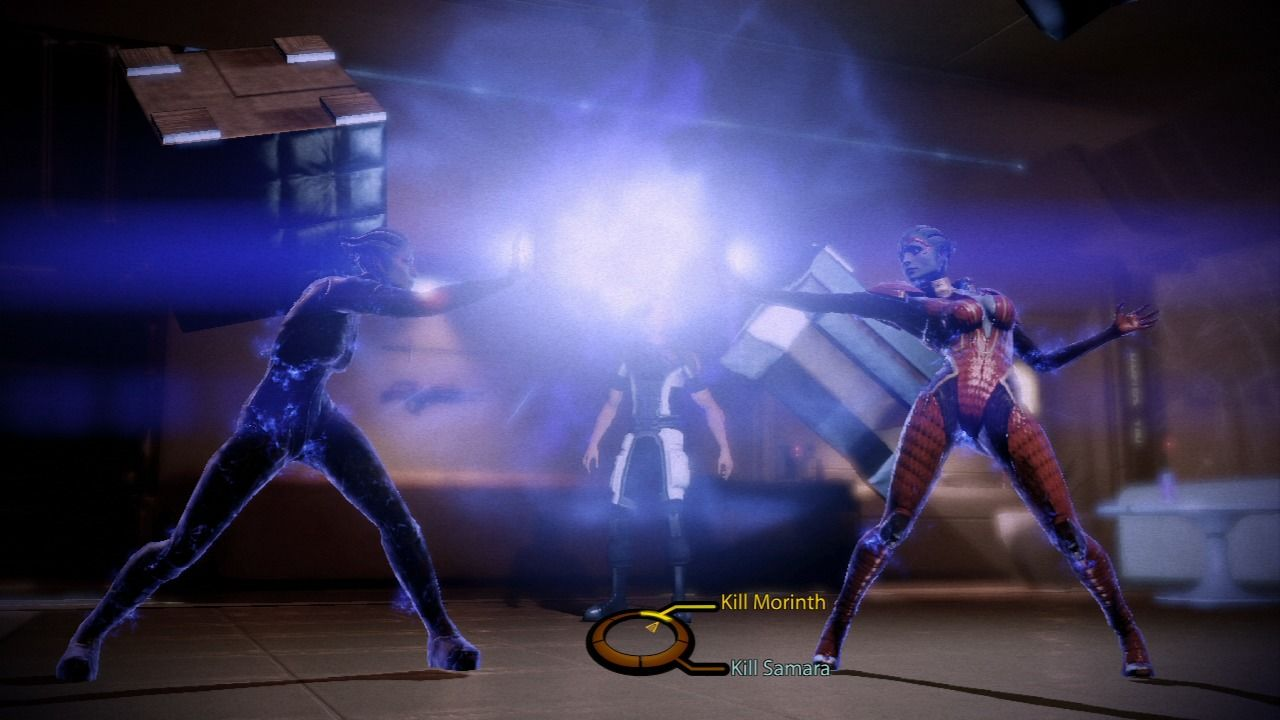 Mass Effect 2 PlayStation 3 Decisions have consequences, so always choose wisely.