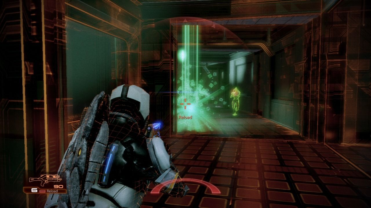 Mass Effect 2 PlayStation 3 Overlord - On a mission to find out the secret behind the Overlord
