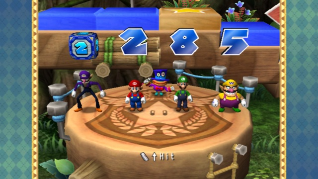 mario party 8 screenshots for wii mobygames. Black Bedroom Furniture Sets. Home Design Ideas