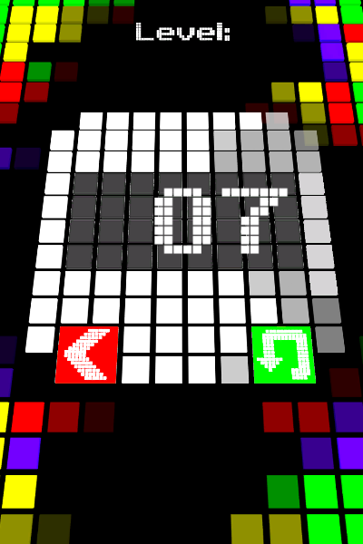 Cubo Browser Game Over