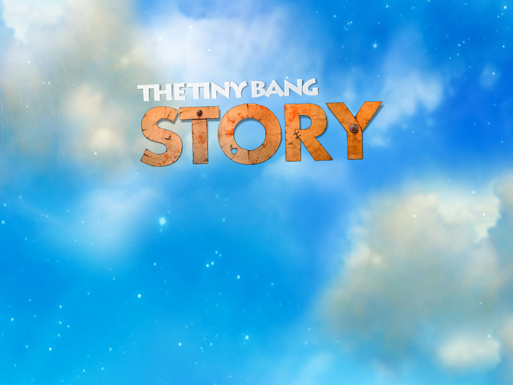 The Tiny Bang Story Windows Title screen
