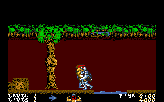 Thundercats Amiga A bird man takes my last life