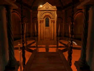 Riven: The Sequel to Myst Windows Mobile Golden elevator chamber