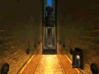 Riven: The Sequel to Myst Windows Mobile Approaching the marble puzzle