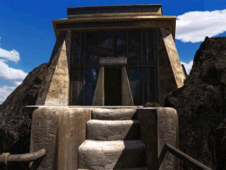 Riven: The Sequel to Myst Windows Mobile Entrance to Gehn's laboratory