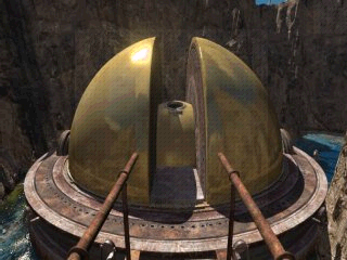 Riven: The Sequel to Myst Windows Mobile Opened fire marble