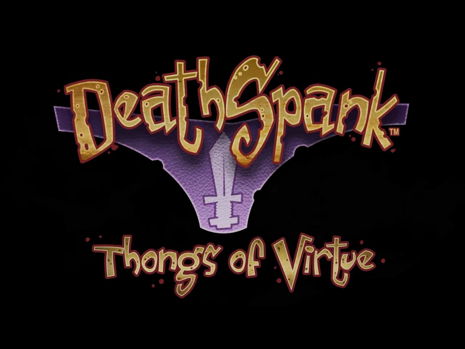 Crack Deathspank Thongs Of Virtue - fangeloadcom