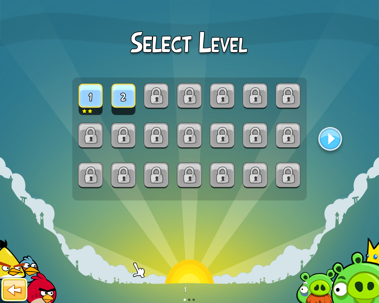 Angry Birds Screenshots for Windows - MobyGames