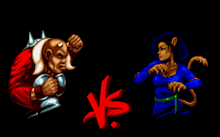 Shaq Fu Amiga You can play as any of the enemies from story mode during a tournament.