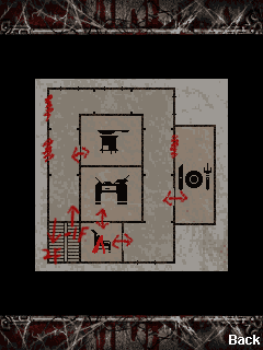 Silent Hill: Orphan J2ME Map